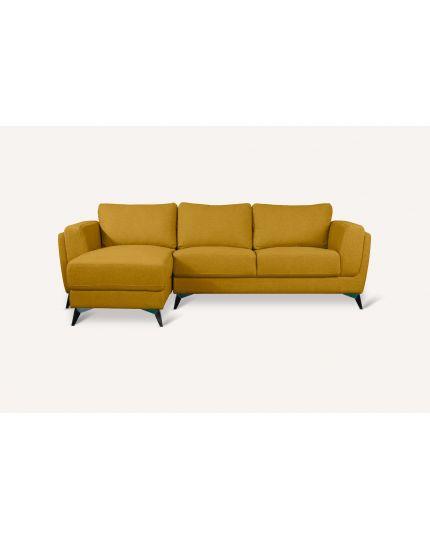 Ventus L-Shape Fabric Sofa