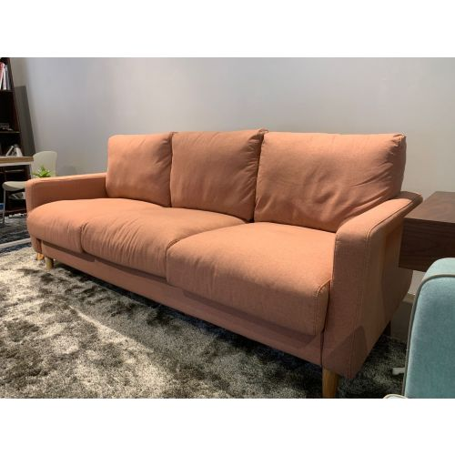 Avoca 3 Seater Fabric